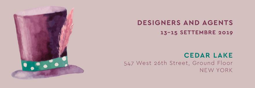 DESIGNER & AGENTS SS2020 NEW YORK