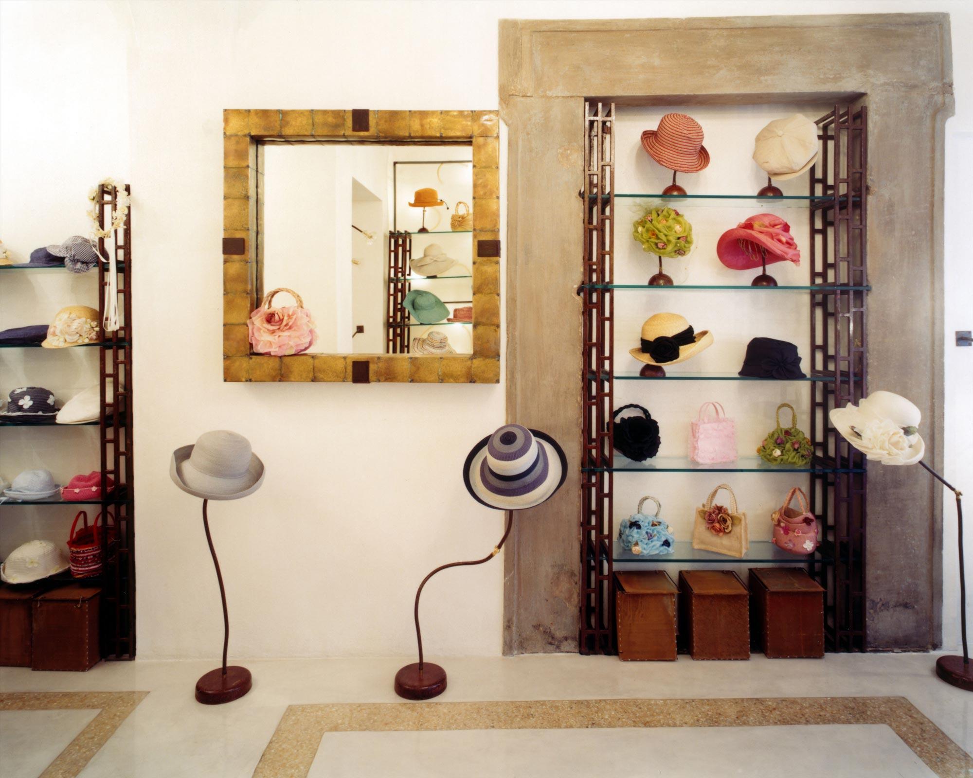 Grevi negozio cappelli firenze