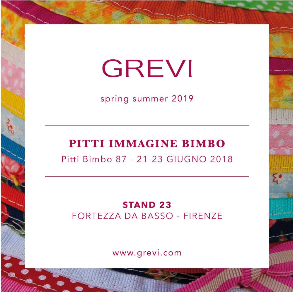 pitti bimbo grevi collezione spring summer 2019