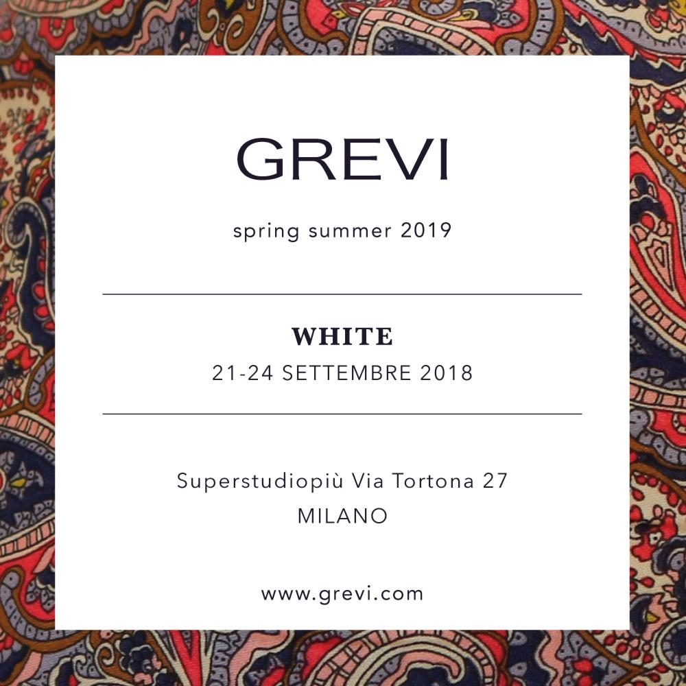 white milano grevi collezione spring summer 2019