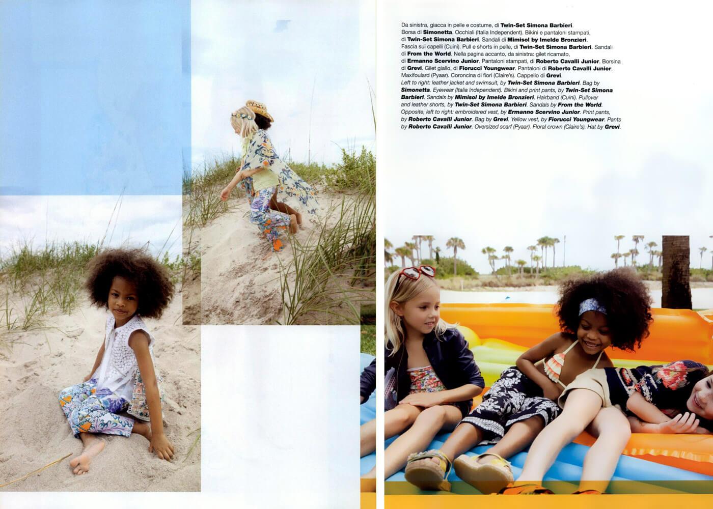 Vogue bambini cappello Grevi