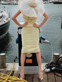 Vogue Korea cappello Grevi maggio 2007