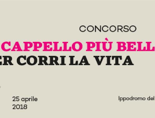 IL CAPPELLO PIU' BELLO per CORRI LA VITA – V edizione
