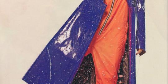 Vanity Fair cappello da pioggia Grevi