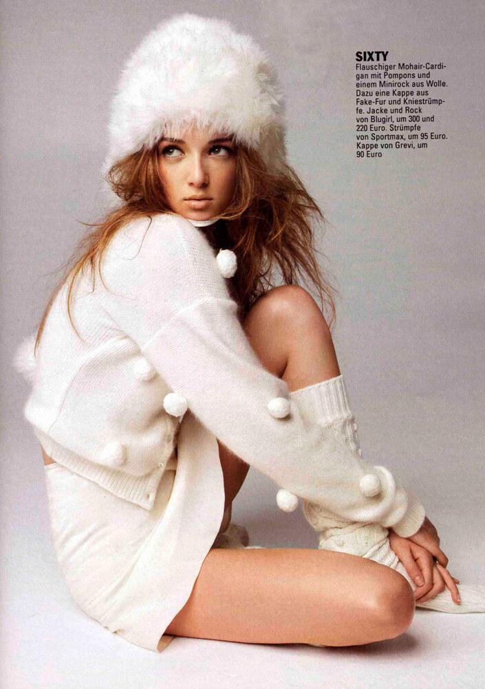 Glamour Allemande (Dicembre 2006)