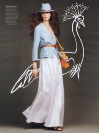 Vogue Australia (Dicembre 2011) Grevi