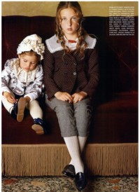 Vogue-bambini-Grevi-bonnet