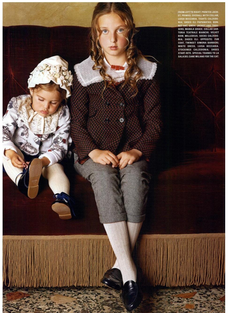 Vogue bambini bonnet Grevi
