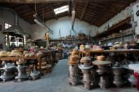 Italia su misura - laboratorio Grevi Firenze - foto Dario Garofalo
