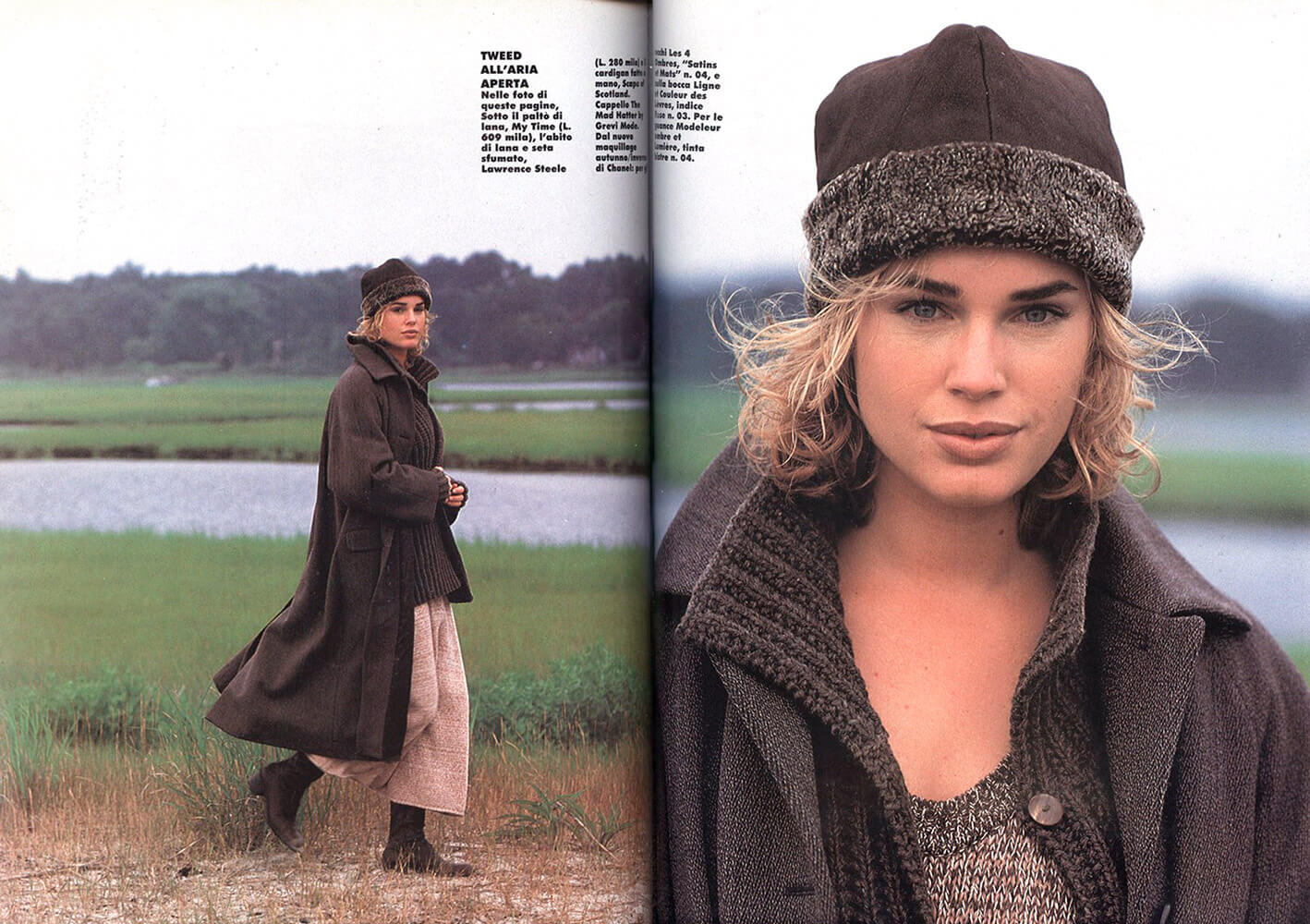 Rebecca-Romijn-ELLE-Italia-September-1994-Grevi-mad-hatter