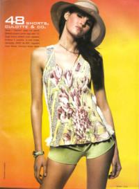 Gioia magazine giugno 2003 cappello Grevi