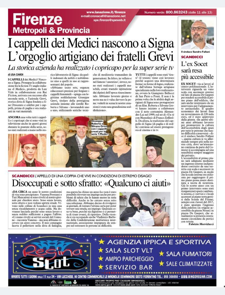 cappelli Grevi Medici