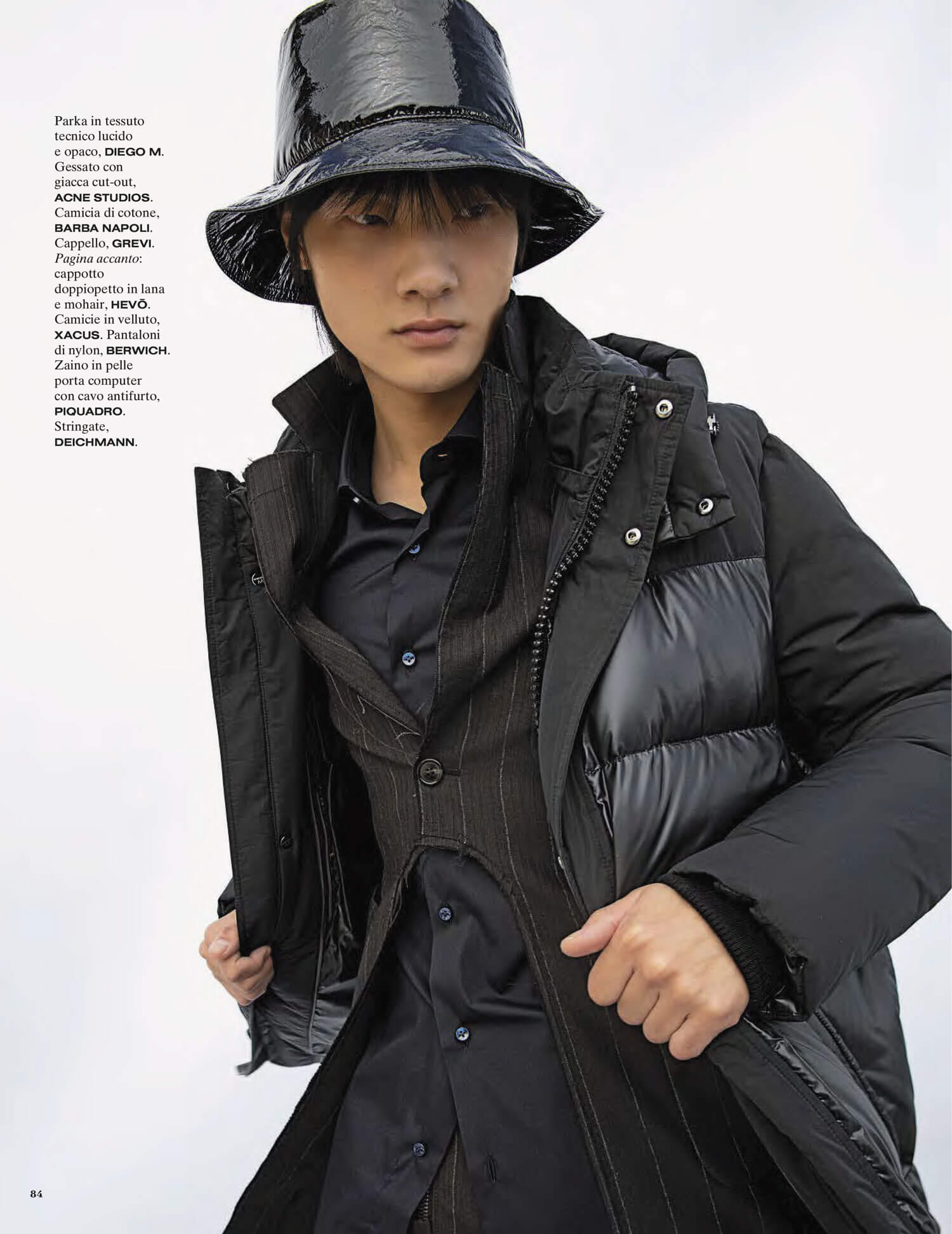 Vanity fair cappello impermeabile Grevi