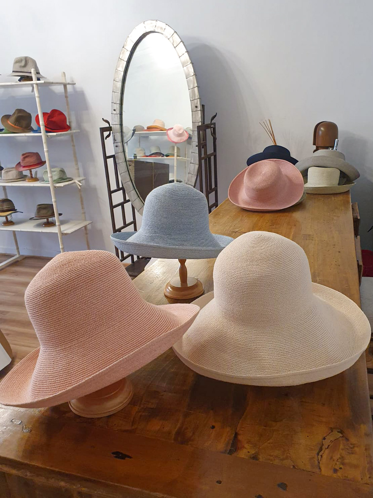 Grevi hat store florence